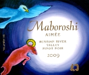 "Maboroshi ""Aimee"" Pinot Noir 2009 Russian River Valley 750ml"